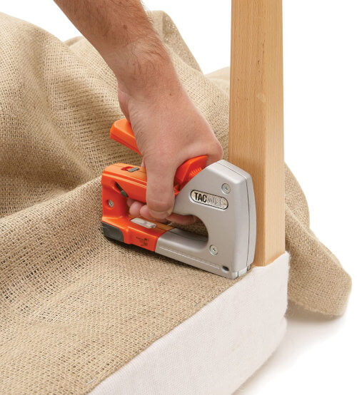 Grapadora Tacwise Z1-53 para tapicería y montaje de muebles