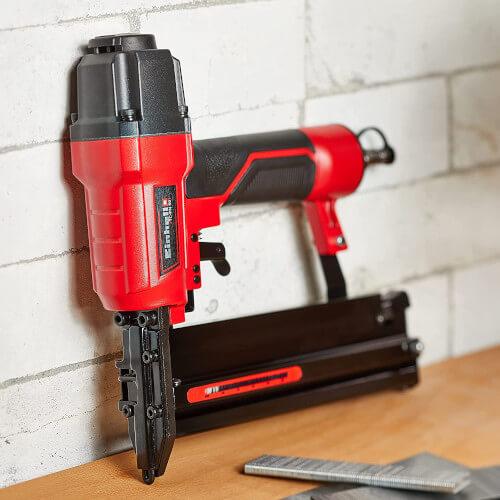 Grapadoras Einhell para carpintería, bricolaje y manualidades