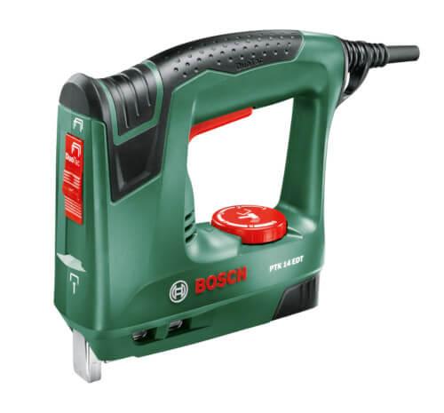 Grapadora eléctrica para tapizar Bosch PTK 14