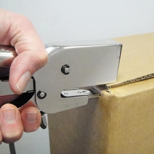 Grapadora de embalar Rapesco HD-73
