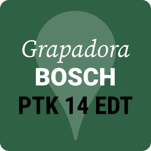 Grapadora eléctrica Bosch PTK 14 EDT