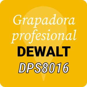 Grapadora DeWalt DPS8016