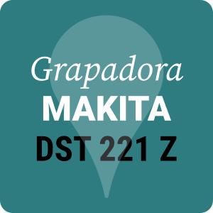 Grapadora de batería Makita DST 221 Z