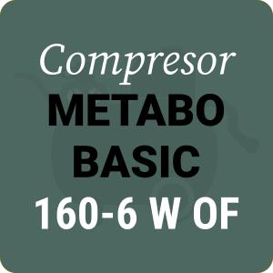 Compresor Metabo Basic 160