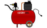 Guía de compra de compresores de aire
