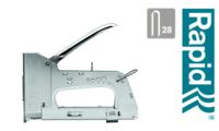 Grapadora Rapid R28 para cable