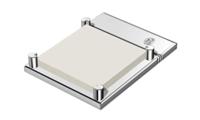 El Casco M671CT, el soporte metálico para notas adhesivas