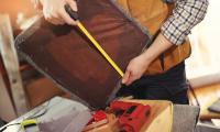 Cómo tapizar una silla con grapadora paso a paso